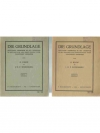 Die Grundlage. 3 Bände