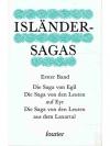 Isländer-Sagas ( 2 Bände )