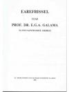 Earefrissel Foar Orof. Dr. E.G.A. Galama