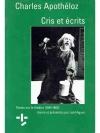 Cris Et Ecrits