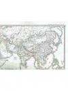 Druckgraphik: - Asien gegen Ende des XVIIIten Ja..