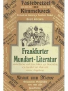 Frankfurter Mundart Literatur