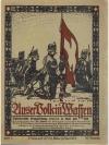 Unser Volk in Waffen. Heft 1.