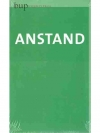 Anstand