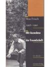 Max Frisch 1956-1991