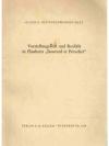 Vorstellungswelt und Realität in Flauberts 'Bouv..