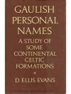 Gaulish Personal Names