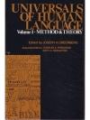 Universals of human language Vol. 1 - 4