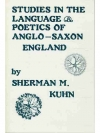 Studies in the Language and Poetics of Anglo Sax..