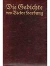 Die Gedichte • Victor Hardung