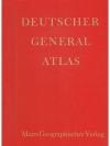 Deutscher Generalatlas Massstab 1 : 200'000