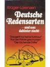 Deutsche Redensarten