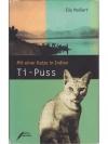 Ti-Puss. Mit einer Katze in Indien.