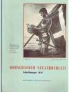 Rorschacher Neujahrsblatt 1943 und Schreibmappe