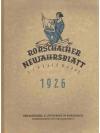 Rorschacher Neujahrsblatt 1926