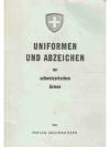 Uniformen und Abzeichen der schweizerischen Armee