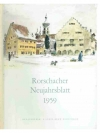 Rorschacher Neujahrsblatt 1959
