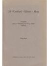 Festschrift Iso Müller I