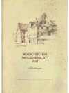 Rorschacher Neujahrsblatt 1948
