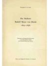 Der Radierer Rudolf Meyer von Zürich 1605 - 1638