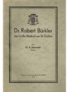 Dr. Robert Bürkler der fünfte Bischof von St. Ga..