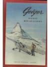 Hermann Geiger Pilote des glaciers