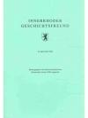 Innerrhoder Geschichtsfreund 35. Heft 1992/93