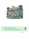 Innerrhoder Geschichtsfreund Heft 46 2005