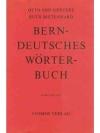Berndeutsches Wörterbuch