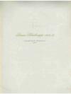 Berner Schreibmappe 1952/53