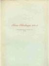 Berner Schreibmappe 1950/51