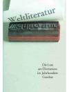 Weltliteratur - Die Lust am Übersetzen im Jahrhu..