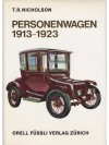 Personenwagen 1913-1923