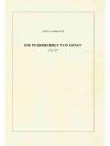 Die Pfarrherren von Ernen 1214 - 1990