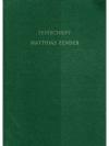 Festschrift Matthias Zender. 2 Bände