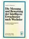 Die Messung und Bewertung der Intelligenz Erwach..