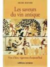 Les saveurs du vin antique