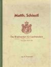 Matthäus Schiestl - Die Briefmarken für Liechten..
