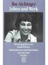Ilse Aichinger, Leben und Werk