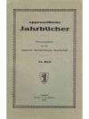 Appenzellische Jahrbücher 55. Heft