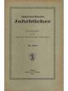 Appenzellische Jahrbücher 56. Heft