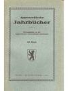 Appenzellische Jahrbücher 61. Heft