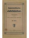Appenzellische Jahrbücher 40. Heft