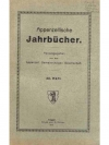 Appenzellische Jahrbücher 43. Heft