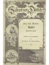 Schwizer-Dütsch 9 - Aus dem Kanton Basel 2. Heft