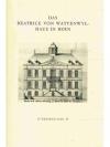Das Beatrice von Wattenwyl-Haus in Bern