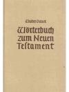 Griechisch-Deutsches Wörterbuch