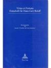 Virtus et Fortuna  -  Festschrift für Hans-Gert ..