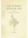 Les poèmes d'Edgar Poe