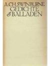 Ausgewählte Gedichte und Balladen